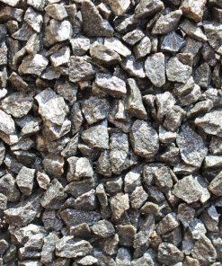 basalte noir concassé