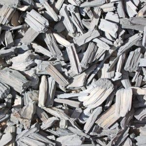 copeaux colorés gris