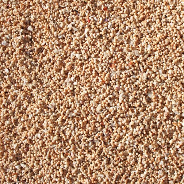 paillage minéral sable de corail
