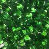 galets de verre vert