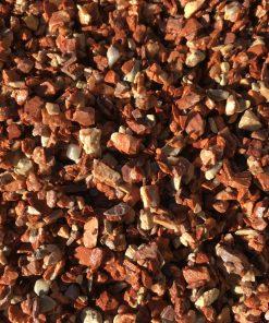 Gravillon Concassé rouge Corail