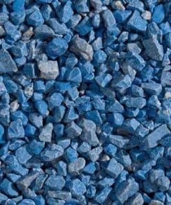 Gravier de Verre Bleu Azur