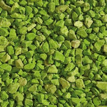 Gravier de Verre Vert