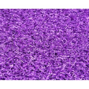 Gazon Synthétique Violet