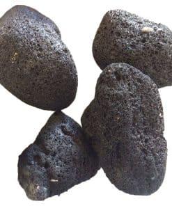 galets de roche volcanique